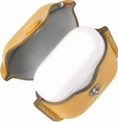 Чехол Cozistyle Cozi Leather (CLCPO003) для AirPods (Gold)