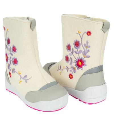 Валенки для девочек Котофей р.28, 467030-44 зимние