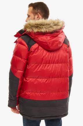 Зимняя куртка мужская Jack Wolfskin 1201912-2102 красная S