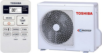 Сплит-система Toshiba RAS-13BAVG-EE1/RAS-13BKVG-EE1