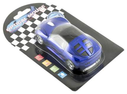 Проводная мышка China bluesky trading co Синяя машина Blue/Black (92864)