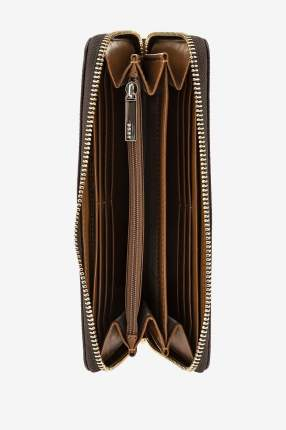 Кошелек женский DKNY R831J658 коричневый