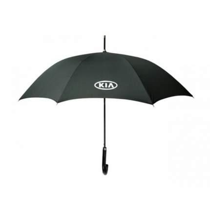 Полуавтоматический зонт-трость Kia R8480AC468K Black