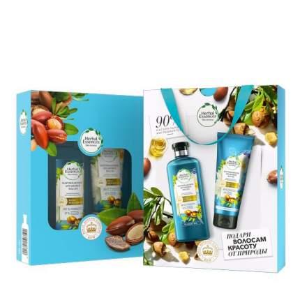 Подарочный набор Herbal Essences Шампунь 400мл+Бальзам Марокканское аргановое масло 180мл