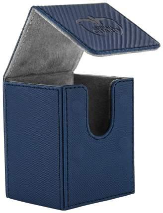 Коробочка Ultimate Guard XenoSkin на 100 карт, синяя