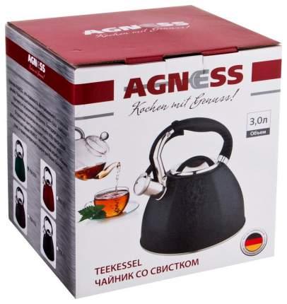 Чайник для плиты Agness 908-050