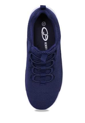 Кроссовки женские G19 sport non stop 710017591 синие 40 RU