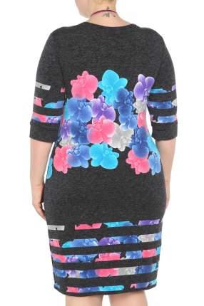Платье женское CLASSIK FASHION HC-2105-5N серое 48 EU