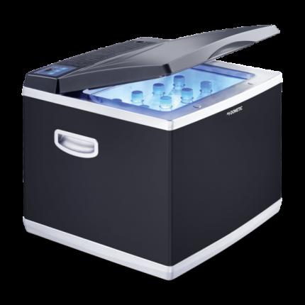 Автохолодильник Waeco CK-40D черный, серебристый