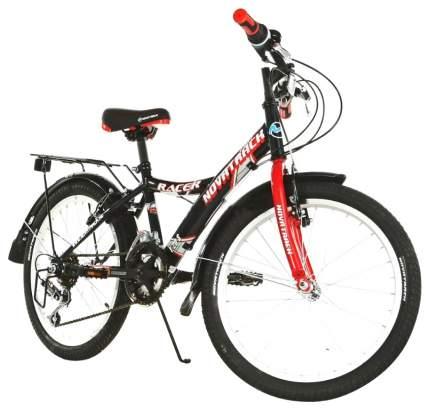 Велосипед NOVATRACK Racer 6-sp 20 (2017) черный (20SH6V.RACER.BK7)