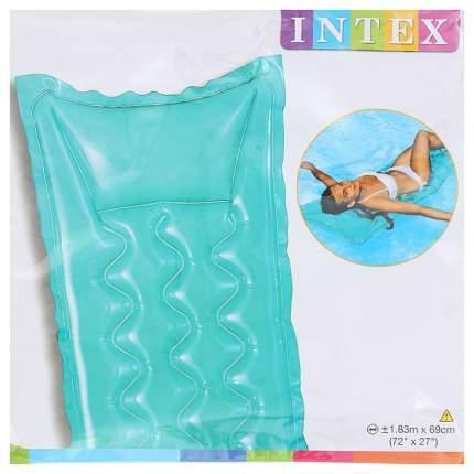 Матрас надувной Intex 59718NP Разноцветный