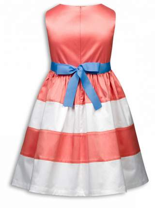 Платье для девочки Pelican GWDV4015 Персиковый р. 128