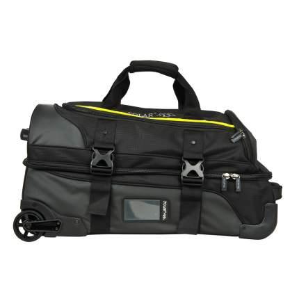 Дорожная сумка Polar Д1413 черная 34 x 69 x 37