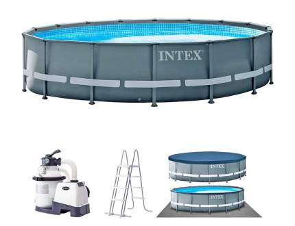 Бассейн каркасный INTEX ULTRA XTR FRAME POOL 26326