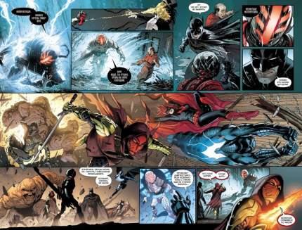 Графический роман Вселенная DC. Rebirth Бэтмен, Detective Comics, Книга 4, Бог из машины