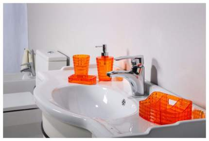 Дозатор для жидкого мыла Fixsen Glady FX-80-67 Оранжевый