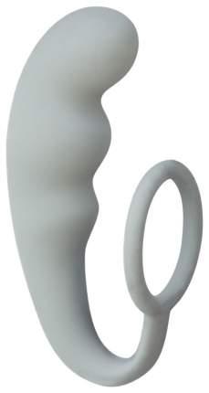 Анальный стимулятор с эрекционным кольцом mountain range, 19 см