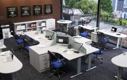 Стол офисный SKYLAND Imago M СП-2М 72x120x75,5