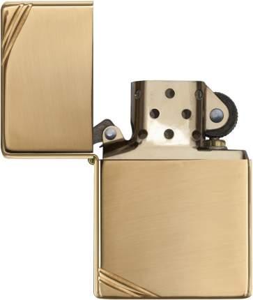 Бензиновая зажигалка Zippo №240 Brushed Brass