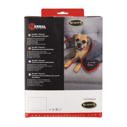 Одеяло для собак Scruffs Thermal, согревающее, серое, 110 х 75 см