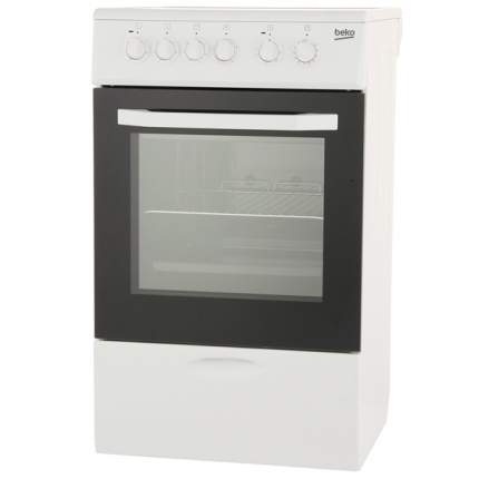 Электрическая плита Beko CSS 48100 GW White