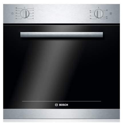 Встраиваемый газовый духовой шкаф Bosch HGN10G050 Silver