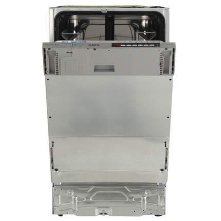 Встраиваемая посудомоечная машина 45см AEG F78420VI1P