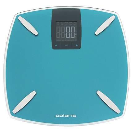 Весы напольные Polaris PWS 1850DGF Turquoise