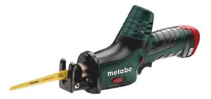Аккумуляторная сабельная пила Metabo Powermaxx ASE 10.8 2x2.0Ач 602264500