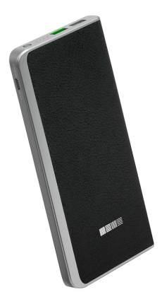 Внешний аккумулятор InterStep PB6000QC 6000 мА/ч (IS-AK-PB6000QCB-000B201) Black