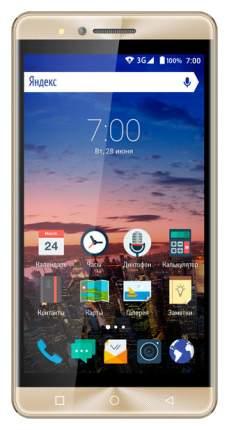Смартфон Vertex Impress Open 8Gb Gold