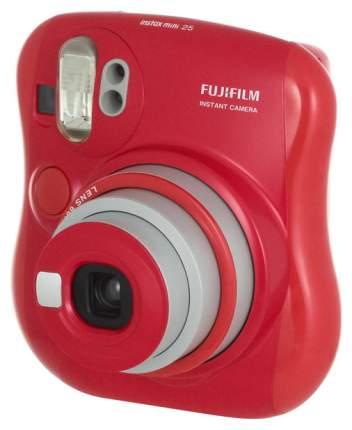 Фотоаппарат моментальной печати Fujifilm Instax Mini 25 Red