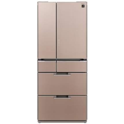 Холодильник Sharp SJ-GF60AT Brown