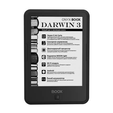Электронная книга ONYX DARWIN 3 Black