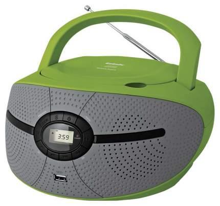 Магнитола BBK BX195U Зеленый, черный