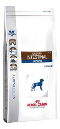 Сухой корм для щенков ROYAL CANIN Vet Diet Gastro Intestinal Junior GIJ29, птица, 2.5кг