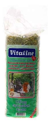 Сено для грызунов Vitakraft Vitaline 0.4 кг 1 шт