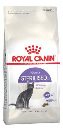 Сухой корм для кошек ROYAL CANIN Sterilised 37, для стерилизованных, 10кг
