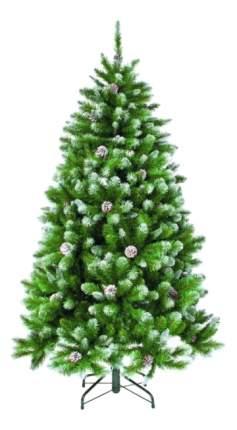 Ель искусственная Triumph Tree императрица с шишками заснеженная 155 см