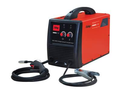 Сварочный аппарат Fubag IRMIG 160 красный (68033)
