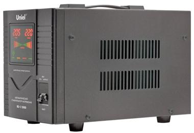 Стабилизатор Uniel RS-1/5000 5000VA напряжения релейный однофазный