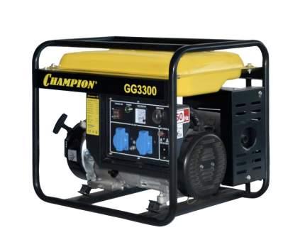 Бензиновый генератор Champion GG3300