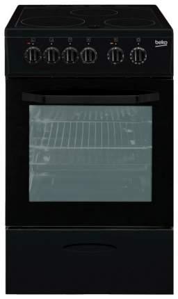 Электрическая плита Beko CSS 48100 GA Black