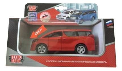 Коллекционная модель Технопарк Toyota