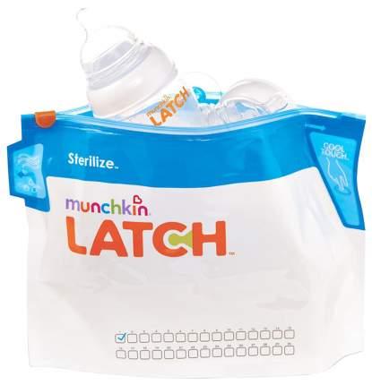 Стерилизатор для СВЧ Munchkin Latch Sterilise Пакеты для стерилизации 6 шт