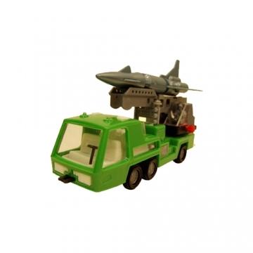 Машина военная Форма Ракетовоз Супер-мотор