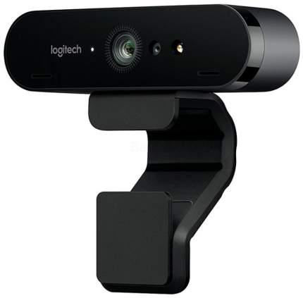 Web-камера Logitech Brio Черный, 4Мп