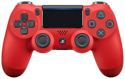 Геймпад Sony PlayStation Dualshock 4 v2 CUH-ZCT2E Red
