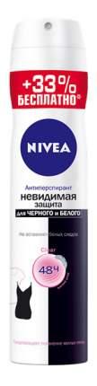 Дезодорант NIVEA Невидимая защита для черного и белого 150 мл