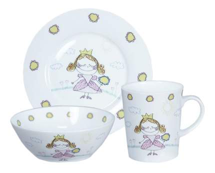 Набор посуды Kuchenland Принцесса 7шт
